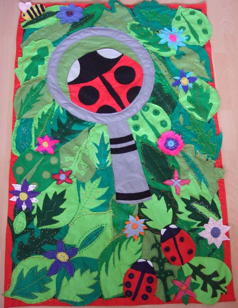Crazy Mary Crafts - Schools & Community Projects